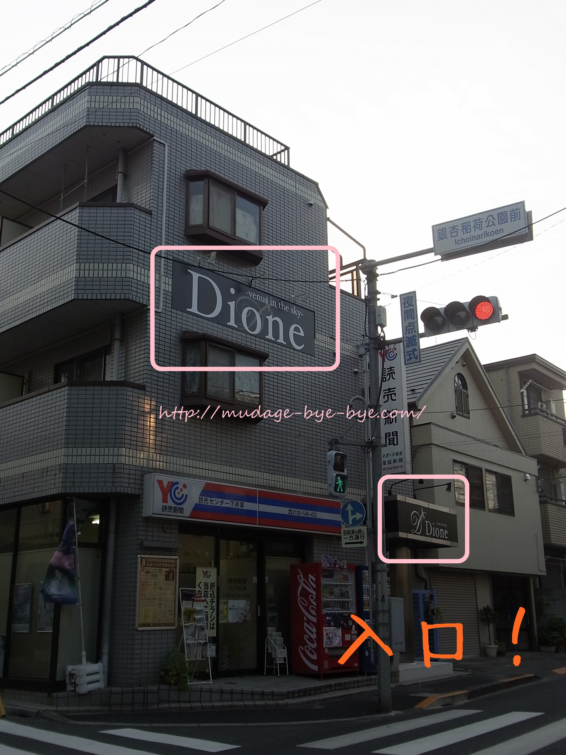 dione口コミ